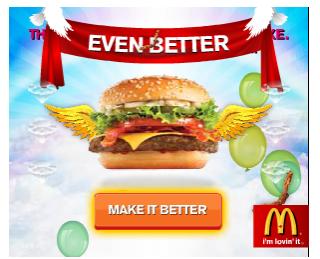 McDonaldsbannercreated by Canadian ad agencyFjord